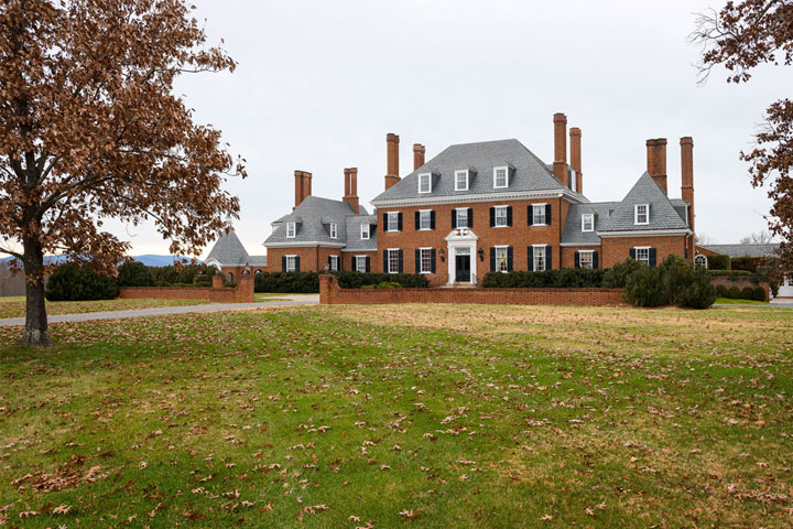 luxury real estate in charlottesville